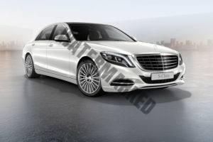"""מרצדס S 500 e, במחיר של 750,000 ש' היא ה-S הזולה ביותר בזכות הטבת מס של 300,000 ש' (יח""""צ)"""