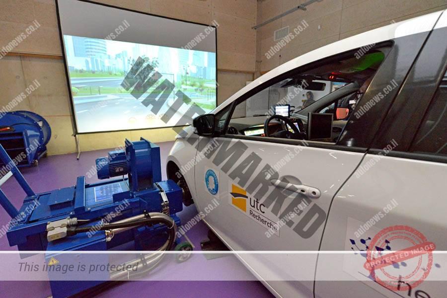 רנו בשיתוף פעולה חדש לקידום טכנולוגיית נהיגה אוטונומית (רנו)