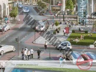 חזון התחבורה העירונית של דיימלר ובוש (בוש)