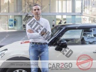 """גיל לייזר מנכ""""ל CAR2GO. ניסיון פריצה לשוק הבינלאומי (יח""""צ)"""