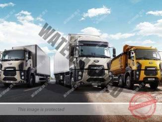 משאיות פורד-אוטוסאן