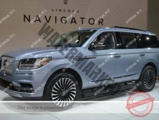 לינקולן נוויגאטור, רכב גדול בעיצוב מרובע (ניוזפרס)