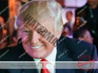 """דונלד טרמאפ, נשיא ארה""""ב (ג'י.אמ)"""