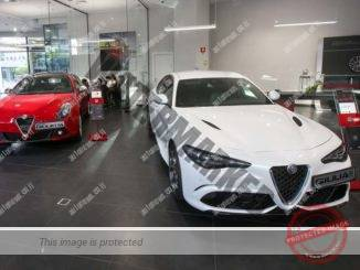Alfa & Jeep Showroom | Alfa Stelvio Launching Clients event