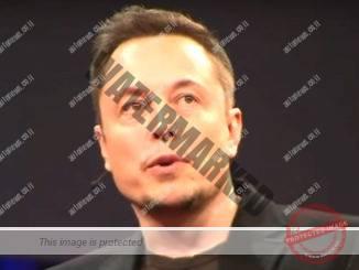 מאסק בהופעה בכנס TED בוונקובר, (יוטיב, צילום מסך)