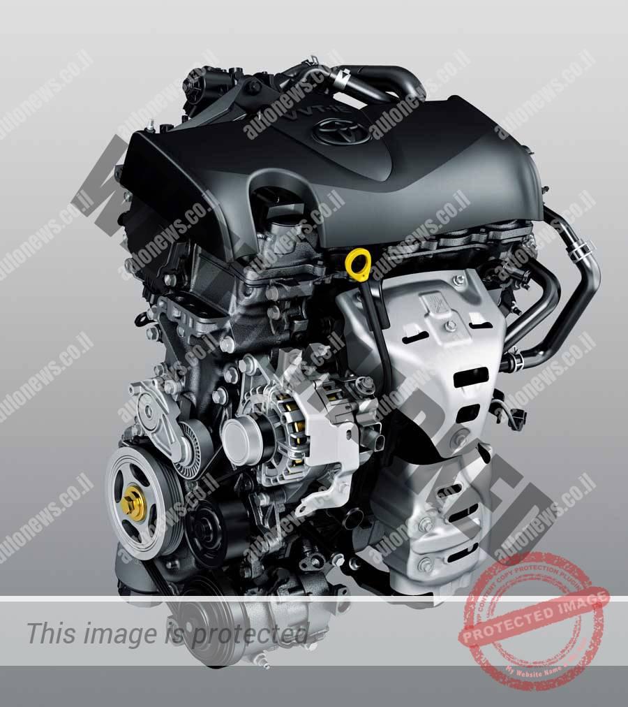מנוע 1.5 ל' חדש (טויוטה)