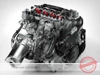 מנוע דיזל 4 צילינדרים של וולבו (וולבו)