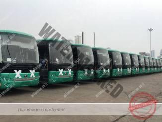 """יוטונג תספק 170 אוטובוסים לאגד עד 1 ביולי השנה (יח""""צ)"""