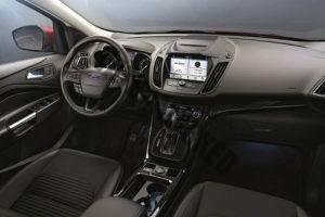 סביבת הנהג בפורד קוגה המחודשת (פורד)
