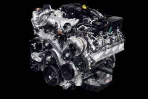 מנוע הטורבו דיזל V8, בנפח 6.7 ל' בפורד F-350 (פורד)