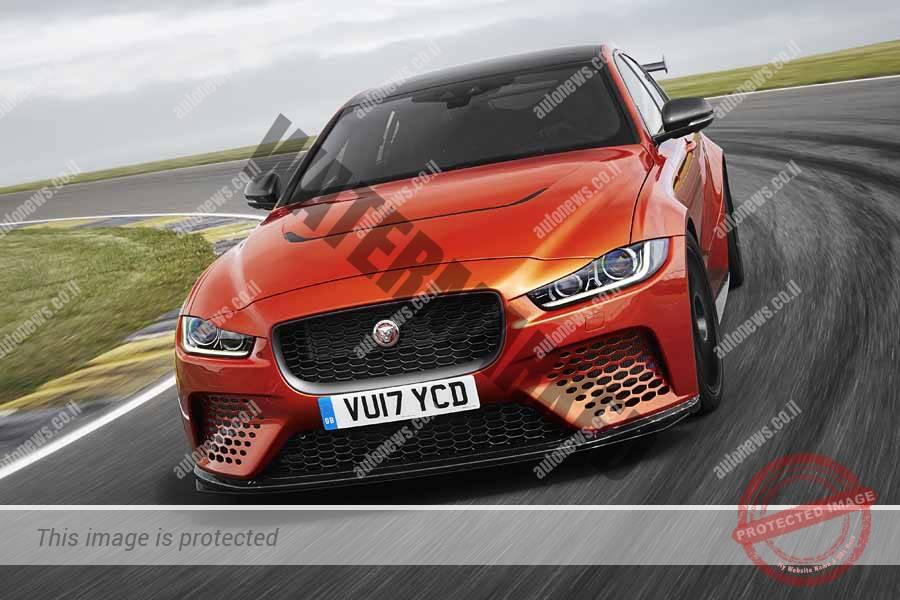 יגואר XE SV Project 8, מכונית הסופר ספורט החדשה של יגואר, נועדה לשמר את תדמית ומסורת המכונית המהירה (יגואר)