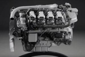 מנוע V8 החדש של סקניה (סקניה)