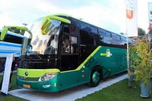 אוטובוס יוטונג פורץ לראשונה למפעילת התחבורה הציבורית הגדולה במדינה (צ'יינה מוטורס)