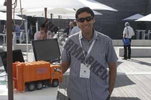 אלי קנדל, CEO של GreenQ (אוטוניוז)