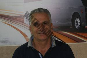 """דוד אוחנה, מנכ""""ל גולדן סוכנויות, יבואנית אוטובוסים ומידיבוסים תוצרת גולדן דרגון הסינית (אוטוניוז)"""