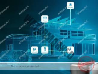 מערכת חשמל מבוססת תאים פוטו-וולטאיים, מצברי ליתיום יון נייחים ומערכת ניהול חשמל (דיימלר)