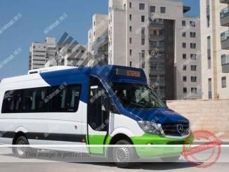 """טופיקל, מיניבוס לתחבורה ציבורית (יח""""צ)"""
