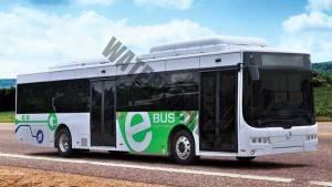 """גולדן דרגון אוטובוס חשמלי (יח""""צ)"""