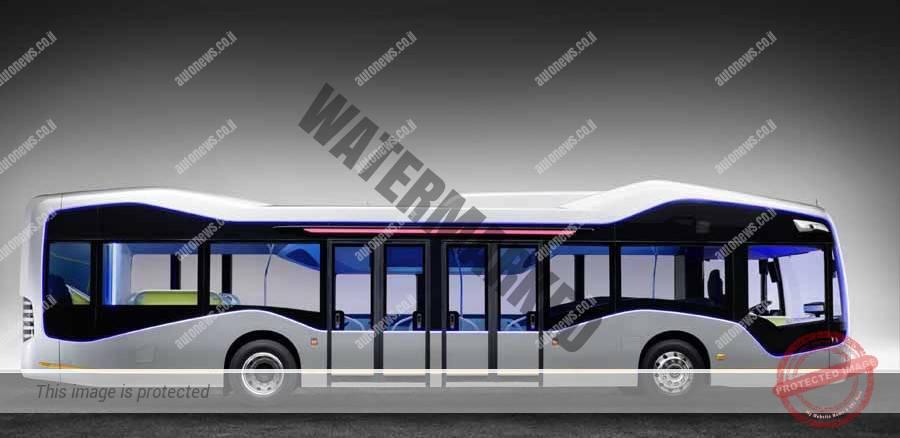מרצדס בנץ אוטובוס