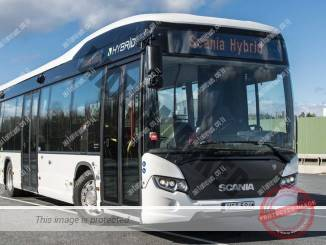 אוטובוס הייברידי של סקניה (סקניה)