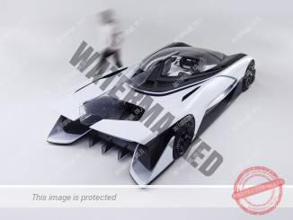 פאראדיי FFZERO1, מכונית קונספט של יצרנית המכוניות החשמליות החדשה (פאראדיי)