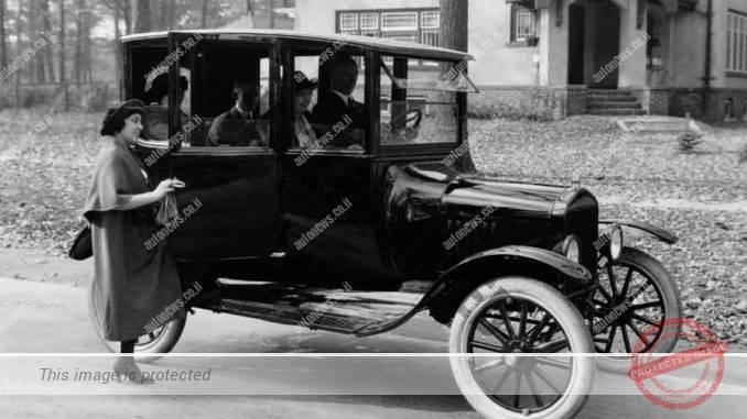 פורד מודל T. דגם אחד פשוט וזול (פורד)