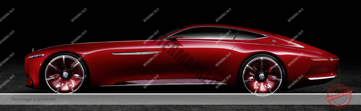 מכונית הקונספט מאייבאך ויז'ן 6 (דיימלר)