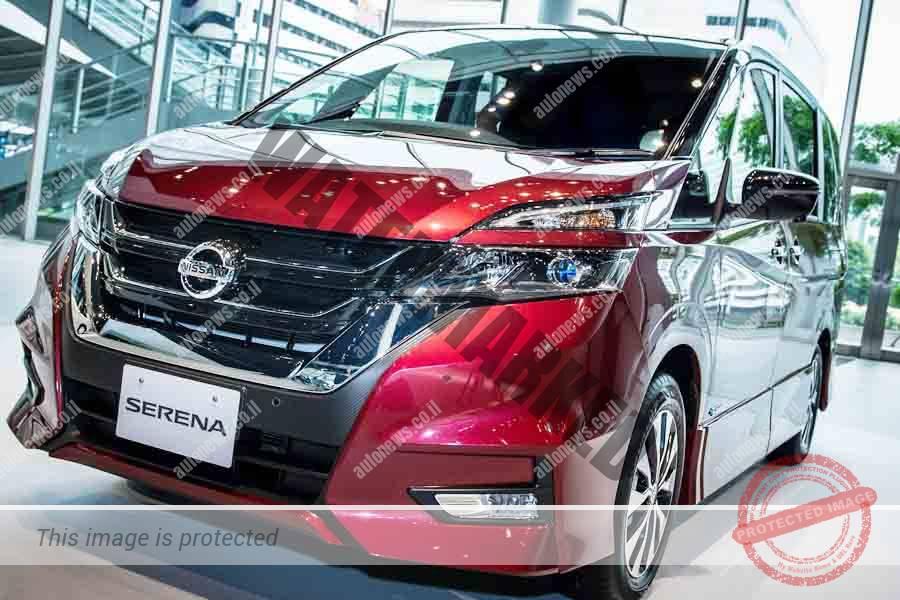 ניסאן סרנה החדשה תצויד במערכת נהיגה אוטונומית בסיסית (ניסאן)