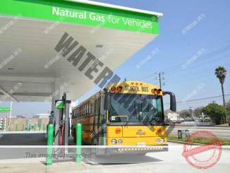 תחנת תדלוק גז טבעי (Clean Energy)
