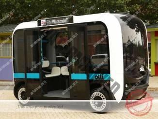 Olli, יכול להסיע עד 12 אנשים (LM)
