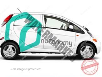 מכונית מצובישי i-MiEV שתשמש כמונית ברחובות סינגפור (nuTonomy)