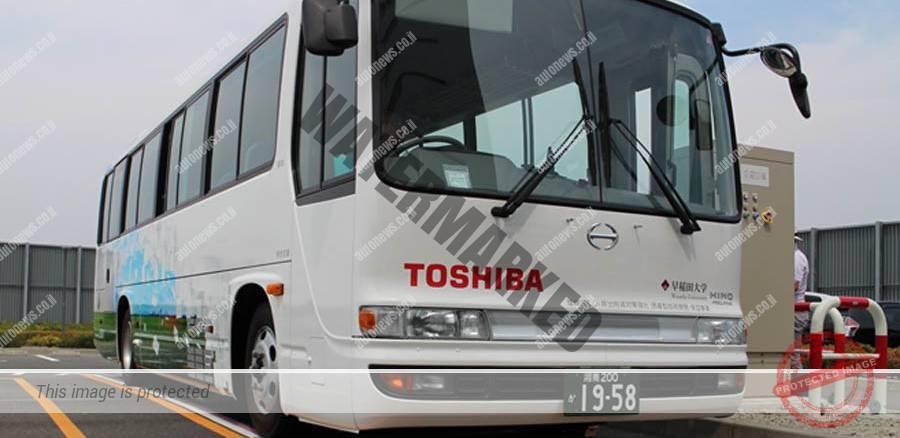 אוטובוס הניסויים של טושיבה (טושיבה)