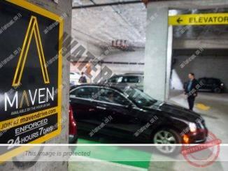 מייבן, מיזם שיתוף מכוניות של ג'י.אמ (ג'י.אמ)