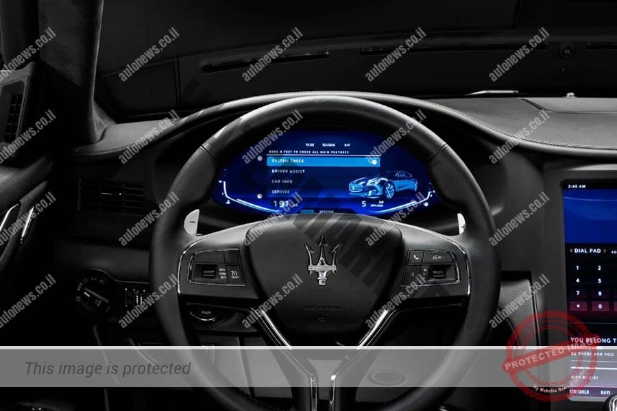 מערכת תקשורת של קואלקום במכונית מזראטי (קואלקום)