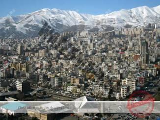 יותר מ-20% מאכולוסיית איראן מתגוררת בטהראן וסביבותיה (בוש)