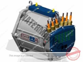 אבטיפוס המנוע החשמלי החדש של ריקארדו (ריקארדו)