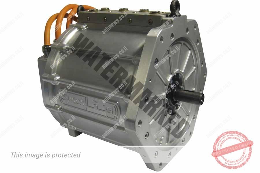 מבט נוסף על המנוע החשמלי (ריקארדו)