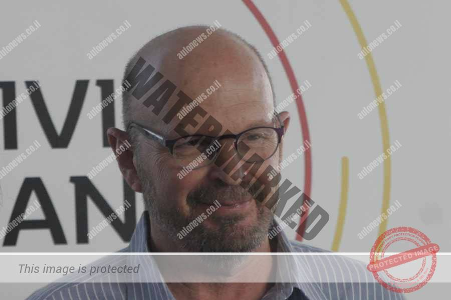 """דני רבינוביץ', ראש בית הספר ללימודי הסביבה ע""""ש פורטר באוניברסיטת ת""""א (אוטוניוז)"""