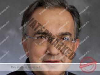 סרג'יו מרקיונה, הבוס של FCA. ימשיך לרדוף אחרי מיזוג ולהתרחק ממכונית חשמלית (FCA)