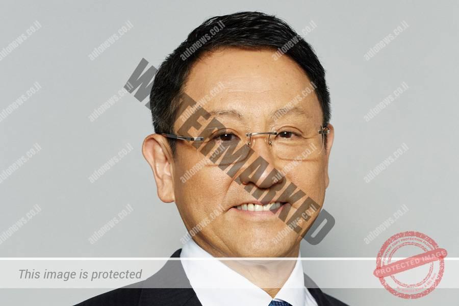 אקיו טויודה, הבוס של טויוטה (טויוטה)