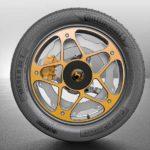 הגלגל החדש של קונטיננטל למכוניות חשמליות
