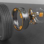 מבנה הגלגל החדש של קונטיננטל למכוניות חשמליות;
