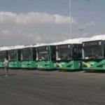 17 אוטובוסים מתוצרת BYD נרכשו הפעם