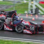 מכוניות הטכניון במבחנים בגשם אוסטרי