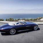 Studie eines extravaganten Cabriolets der Luxusklasse: Luxuriöse Offenbarung: Vision Mercedes-Maybach 6 Cabriolet