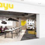 עיצוב חנות CAYU של אופל