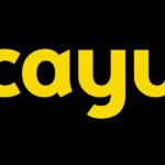 הלוגו של CAYU בצבעים המסורתיים של אופל