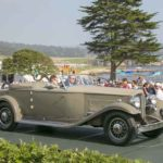 1932 Packard 906 Twin Six Dietrich Convertible