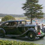 1936 Rolls-Royce Phantom III H.J. Mulliner Sports Lomousine
