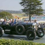 1930 Bentley 4 1/2 Litre Harrison Sport Touring
